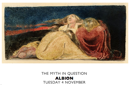 THE MYTH IN QUESTION ALBION