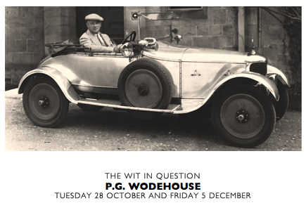 THE WIT IN QUESTION WODEHOUSE