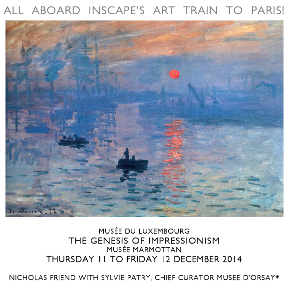 WITH CURATOR SYLVIE PATRY OF THE MUSEE D'ORSAY - THE GENESIS OF IMPRESSIONISM