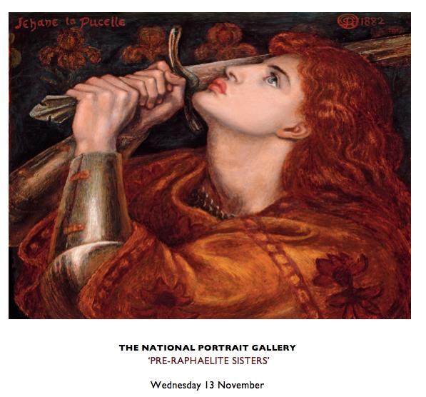 Pre Raphaelite Sisters